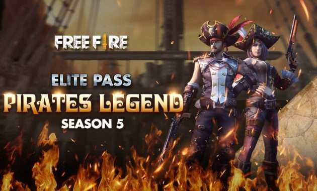 Akun FF Elite Pass Season 5 Gratis